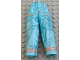 Part No: x1375px1  Name: Scala, Clothes Female Pants with Orange Stitching and Reflective Trim