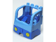 Part No: 48125c05  Name: Duplo Truck Semi-Tractor Cab with Blue Base