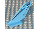Part No: 6239px2  Name: Tail Shuttle with Shark Skeleton Pattern