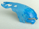 Part No: 64322pb01  Name: Bionicle Mask Berix with Marbled Blue Face
