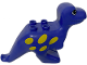 Part No: 31050pb02  Name: Duplo Dinosaur Tyrannosaurus rex Adult with Eyes and Yellow Spots Pattern