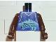 Part No: 973bpb142c01  Name: Torso NBA Utah Jazz #32 Pattern / Brown NBA Arms
