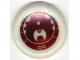 Part No: 32533pb159  Name: Bionicle Disk, 159 Ta-Metru Pattern
