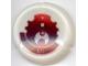 Part No: 32533pb171  Name: Bionicle Disk, 171 Ta-Metru Pattern