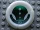 Part No: 32533pb212  Name: Bionicle Disk, 212 Ga-Metru Pattern