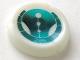 Part No: 32533pb226  Name: Bionicle Disk, 226 Ga-Metru Pattern