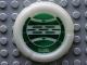 Part No: 32533pb536  Name: Bionicle Disk, 536 Le-Metru Pattern