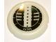 Part No: 32533pb638  Name: Bionicle Disk, 638 Onu-Metru Pattern