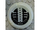 Part No: 32533pb654  Name: Bionicle Disk, 654 Onu-Metru Pattern