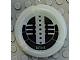 Part No: 32533pb654  Name: Bionicle Disk, 654 Onu-Metru Pattern