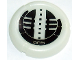 Part No: 32533pb665  Name: Bionicle Disk, 665 Onu-Metru Pattern