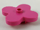 Part No: 35473  Name: Plant Flower 4 x 4 Rounded Petals
