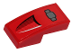 Part No: 11477pb022  Name: Slope, Curved 2 x 1 No Studs with F1 Racing Car Headrest Pattern (Sticker) - Set 40190