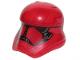 Part No: 20904pb06  Name: Minifigure, Headgear Helmet SW Stormtrooper Ep. 9 Sith Trooper Pattern