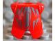 Part No: 2587pb04  Name: Minifigure, Armor Breastplate with Leg Protection, Santis Geometric Pattern
