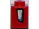 Part No: 3005pb027L  Name: Brick 1 x 1 with Camaro Air Vent / Fog Light Pattern Model Left Side (Sticker) - Set 75874