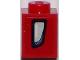 Part No: 3005pb027R  Name: Brick 1 x 1 with Camaro Air Vent / Fog Light Pattern Model Right Side (Sticker) - Set 75874