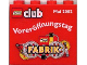 Part No: 30144pb003  Name: Brick 2 x 4 x 3 with LEGO Fabrik 2002 Pre-Opening Pattern