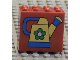 Part No: 30144pb004  Name: Brick 2 x 4 x 3 with Watering Can Pattern