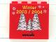 Part No: 30144pb012  Name: Brick 2 x 4 x 3 with Legoland Deutschland Winter 2003/2004 Pattern