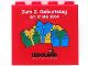 Part No: 30144pb016  Name: Brick 2 x 4 x 3 with Legoland Deutschland 2 Year Birthday (Zum 2. Geburtstag) Pattern