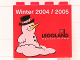 Part No: 30144pb020  Name: Brick 2 x 4 x 3 with Legoland Deutschland Winter 2004/2005 Pattern