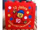 Part No: 30144pb122  Name: Brick 2 x 4 x 3 with Legoland Deutschland 10 Jahre Pattern #1
