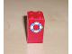 Part No: 30145pb001  Name: Brick 2 x 2 x 3 with Flotation Ring Pattern (Sticker) - Set 4178