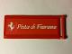 Part No: 30292pb019  Name: Flag 7 x 3 with Rod with Ferrari Logo and 'Pista di Fiorano' Pattern (Sticker) - Set 40195