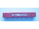 Part No: 32524pb001  Name: Technic, Liftarm 1 x 7 Thick with LEGO TECHNIC Logo Pattern (Sticker) - Set 8048