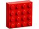 Part No: 388c01  Name: Magnet Brick, Modified 4 x 4 Sealed Base