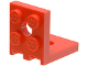 Part No: 3956  Name: Bracket 2 x 2 - 2 x 2 with 2 Holes