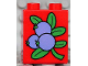 Part No: 4066pb176  Name: Duplo, Brick 1 x 2 x 2 with Blueberries Pattern