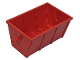 Part No: 4548  Name: Duplo, Train Tipper 2 x 4 with Straight Sides (Skip)
