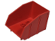 Part No: 4576  Name: Duplo Dumper Bucket Large with Sloped End