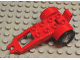 Part No: 47450c01  Name: Duplo Trailer with Frame and 2 x 4 Studs
