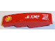 Part No: 61678pb097R  Name: Slope, Curved 4 x 1 No Studs with Shell Logo, 'acer', 'MAHLE', 'OMR', 'SKF' and 'brembo' Pattern Model Right Side (Sticker)