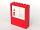 Part No: 6236c01  Name: Window 2 x 6 x 6 FreeStyle with 2 White Window 1 x 3 x 4 Pane for Window 2 x 6 x 6 FreeStyle (6236 / 601)