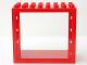 Part No: 6432  Name: Duplo Door / Window Frame 4 x 8 x 10 Double Doorway