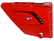 Part No: 64394pb002  Name: Technic, Panel Fairing #13 Large Short Smooth, Side A with Air Intake and 'V8' Pattern (Sticker) - Set 8070