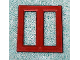 Part No: 6468  Name: Duplo Door / Window Pane 1 x 3 x 4 with Two Panes