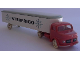 Part No: 657pb01  Name: HO Scale, Mercedes Refrigerated Truck (Interfrigo, Single Axle), White Trailer
