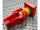 Part No: 6663c01  Name: Duplo, Toolo Arm Turning with Clip End