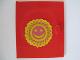 Part No: 838pb07  Name: Homemaker Cupboard Door 4 x 4 with Smiling Sunflower Pattern (Sticker) - Set 292