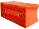 Part No: 87515  Name: Electric 9V Battery Box Power Functions (Non-Rechargeable) - Bottom Part