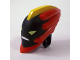 Part No: 87849c01pb01  Name: Large Figure Head Modified Ben 10 Swampfire with Black Face Pattern