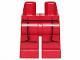 Part No: 970c00pb0911  Name: Hips and Legs with SW Elite Praetorian Guard Robe Pattern