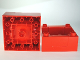 Part No: 98456  Name: Duplo, Train Cab / Tender Base with Bottom Tubes