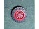Part No: bb0019c02  Name: Wheel Spoked 2 x 2 with Stud, with Black Tire Offset Tread (bb19 / 3483)