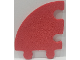 Part No: bb0909  Name: Foam, Scala Puzzle Piece 6 x 5